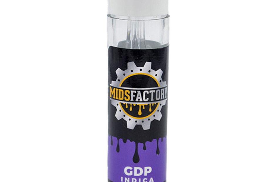 GDP Indica Cartidge